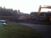Baufortschritt 11 KW 2012