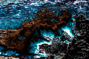 Welle an der Côte dàzur