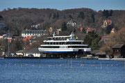 Schiffswerft in Starnberg