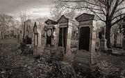 Trauerstimmung auf dem Judenfriedhof in Worms