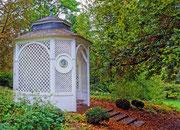 Pavillon im Schlosspark bei Herrnsheim