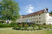 Laube am Schloss in Wolfach