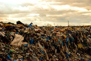 Mülllandschaft