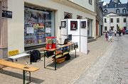 Unser Stand in Glauchau auf dem Stadtfest