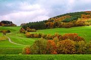 Panoramaweg von der Kreidacher Höhe bis nach Wald-Michelbach