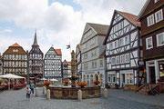 Marktplatz von Fritzlar