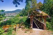 Brücke Burg Schiltach