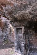 Eine Steinsäule von der Wasigenstein
