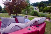 Outdoor - Sofa