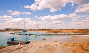 Neue Wassergrube in der Erlache