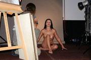 Erotic-Shooting auf der Minikina 2012