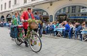 Hingucker auf der längsten Theke der Welt(Altstadt)
