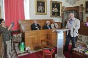 Monsieur Philippe Domy, directeur du CHRU de Montpellier, président de la conférence des directeurs généraux des des CHRU de France.