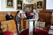 Professeur Daniel Grasset, président du pôle Santé d'AD@lY