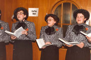 1984: Gritli Mathis, Marietheres Eberli, Maria Achermann