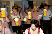 2013: mit Geisskönig Toni am Oktoberfest