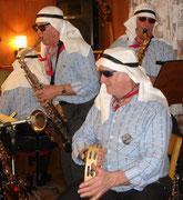 an der Geisschilbi 2007: Die Geissgadäband orientalisch