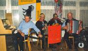 1998 Geisschilbi in der Krone mit König Thade Burch