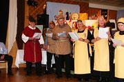 2009: bei Geisschüng Franz am Burgenfest