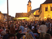 Weinfest in Eibelstadt
