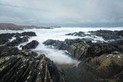 Westküste Islay bei Sturm