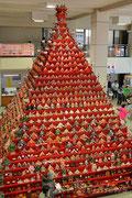埼玉県鴻巣市 鴻巣びっくりひな祭り ピラミッドひな壇