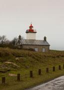 Le phare de la Pointe d'Agon