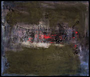 IMAGINA 2000 Acryl, Öl, Pigmente, Baumwolle auf Leinwand 100 x 120 cm