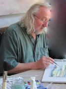 Peter Seharsch während eines Kurses