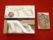 Mi videojuego: Link's Crossbow Training + Wii Zapper