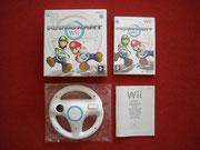 Mi videojuego: Mario Kart Wii + Wii Wheel