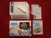 Mi videojuego: uDraw Studio + uDraw Game Tablet