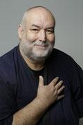 Peter Kumate-Aebi. Choreograph von Bühnen Kampfszenen und Kampfkunstlehrer