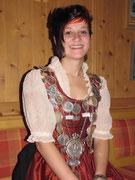 Schützenkönigin Patricia Fürsich