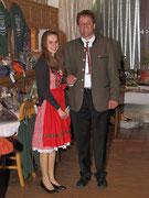 Jugend-Vereinsmeisterin 2013 Julia Ganser