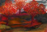 das Land der roten Bäume