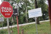 Stop Cambodgien