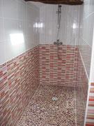 Salle d'eau à l'étage