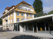 Umbau Erweiterung Kindergarten Riggisberg