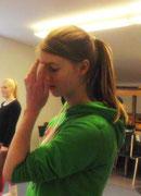 Aileen sucht ihre innere Ruhe :)