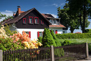 Gartenpracht in Ostrau am 19.5.2012