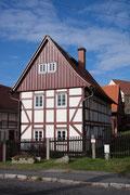 """Fachwerkhaus und Museum des """"Heimatvereins Schönfelder Hochland eV"""", 31.10.2012"""