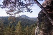 das große Pohlshorn aus Richtung Kleinsteinhöhle 03.10.2012