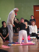 Shri Mahesh et Martine Roubinet
