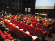 Conferenza presso l'auditorium