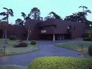 弘前城跡三の丸の一角にあります。弘前藩政を中心とした歴史、美術工芸資料を展示する博物館。弘前市立博物館2