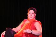 Die wütende Vagina in Eve Enslers Vagina-Monologen