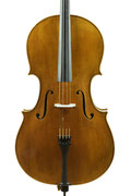 3/4 Violoncello, Stilistik nach später Stradivariwerkstatt (2017/CH), Photo: VDB Photography