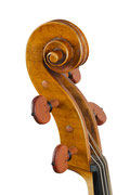 Baroque cello after Jacobus Stainer (2014/VD), Photo: VDB Photography