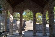 Prozessionskirche Gospa od Karavaja, Insel Murter